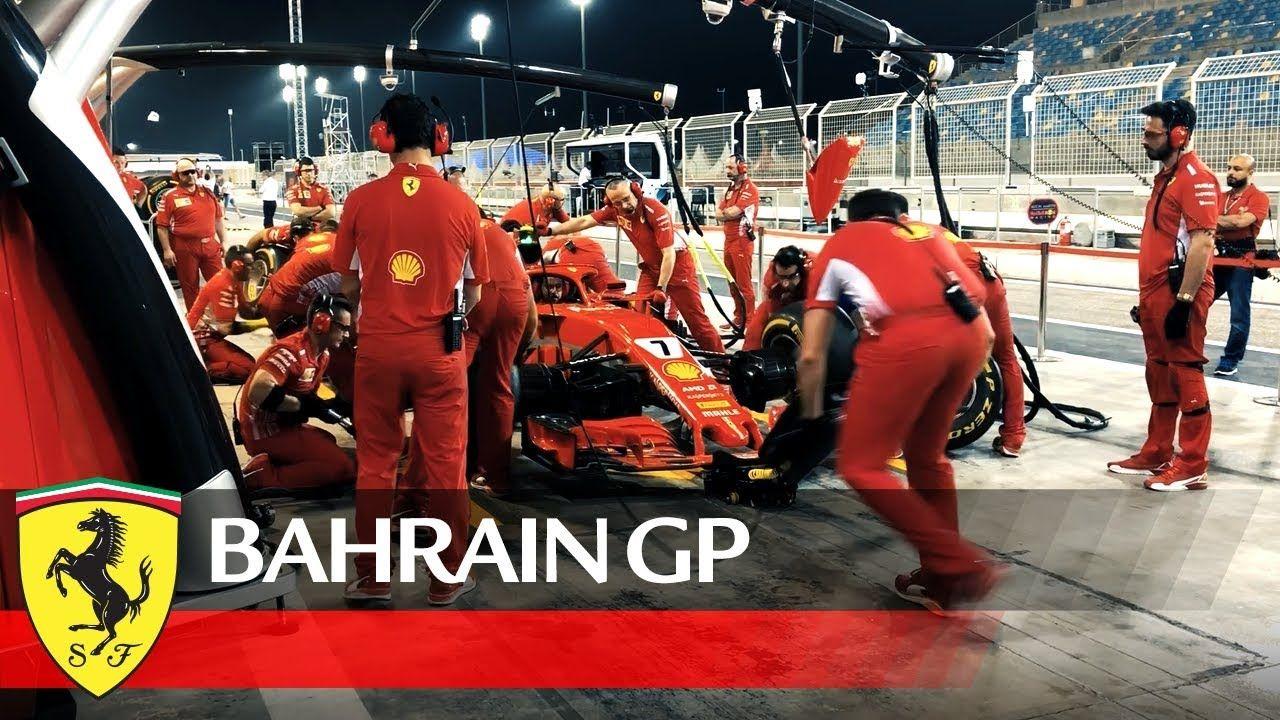 Bahreini GP 2018 - telgitagused, Ferrari