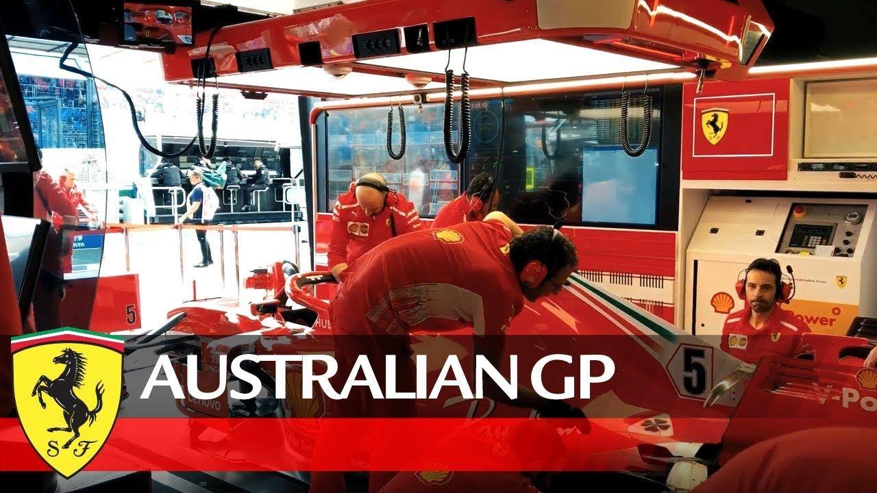 Austraalia GP 2018 - telgitagused, Ferrari