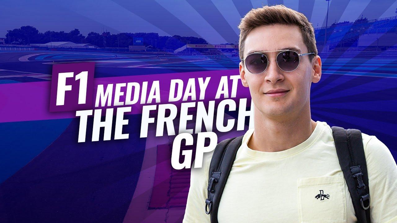 Prantsusmaa GP ettevalmistused ja telgitagused