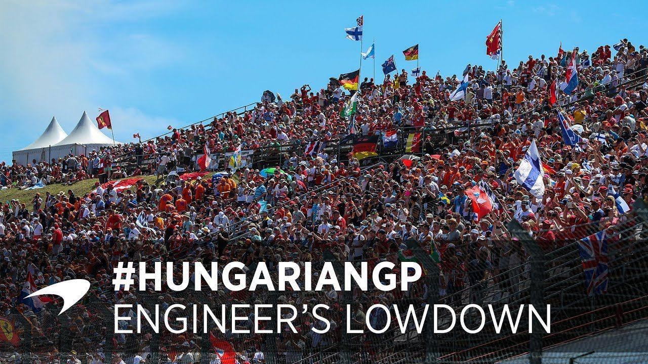 Ungari GP 2018 - eelvaade, Will Joseph, McLaren