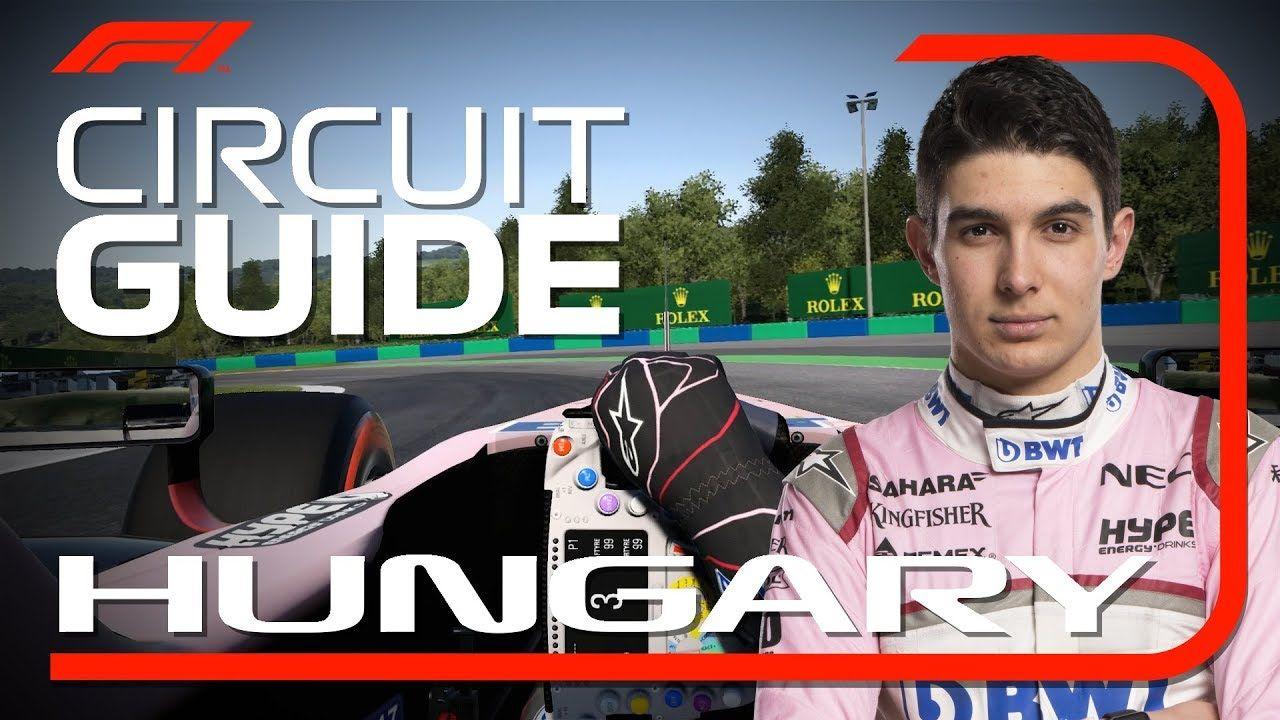 Ungari GP 2018 - eelvaade, virtuaalring, F1
