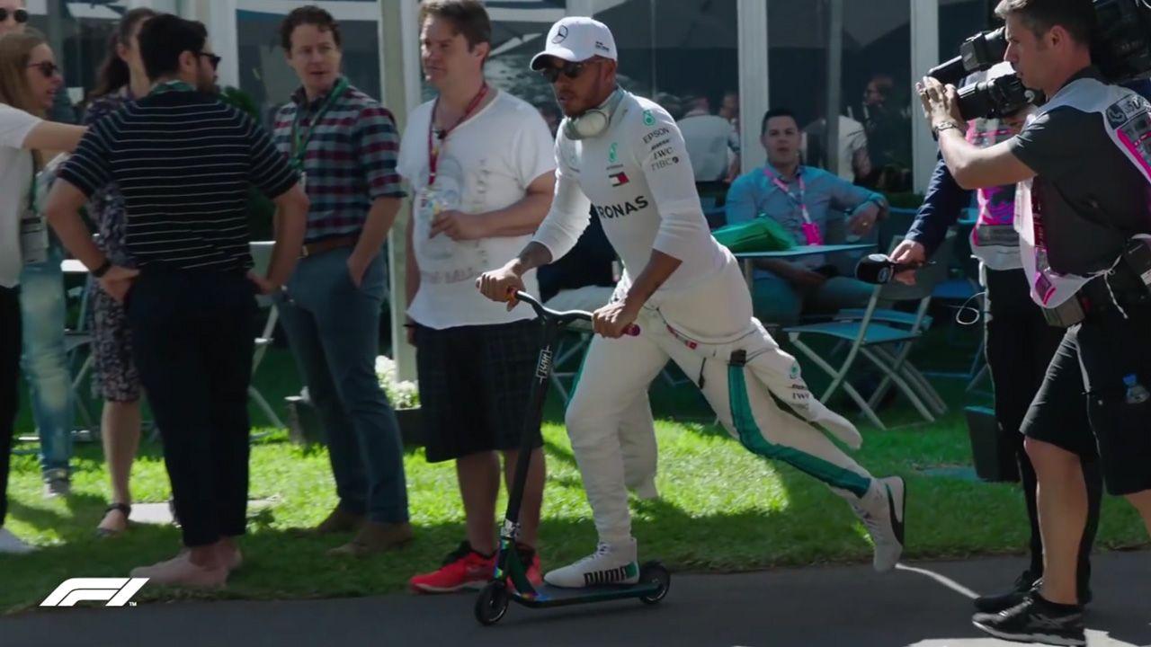 Austraalia GP 2018 - esimene vabatreening, ülevaade, F1