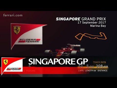 Singapuri GP 2017 - eelvaade, Ferrari