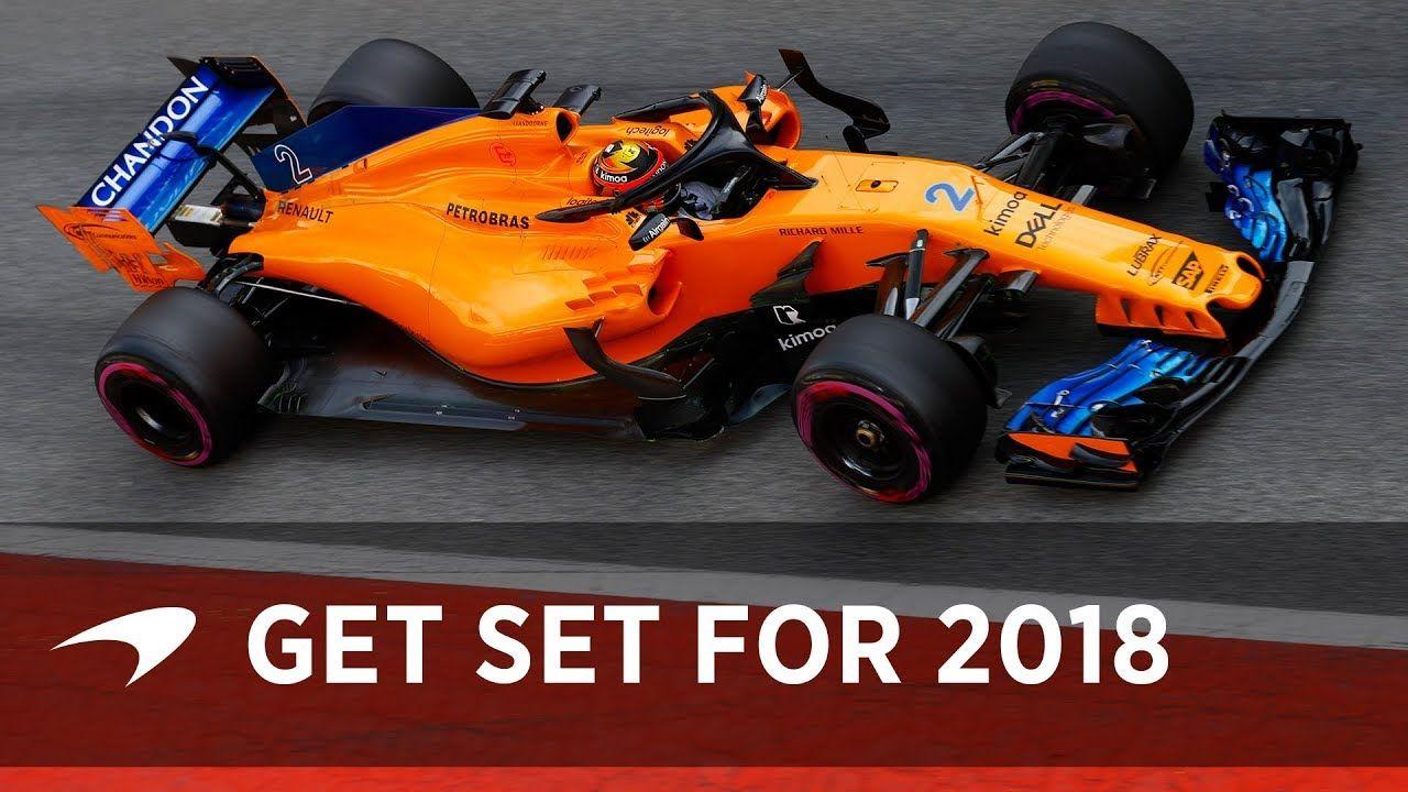 Hooaeg 2018 - eelvaade, McLaren