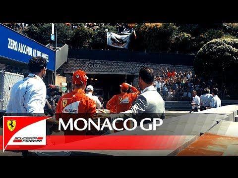 Monaco GP 2017 - kvalifikatsioon, Ferrari