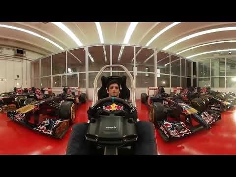 Malaisia GP 2017 - eelvaade, Toro Rosso, Carlos Sainz