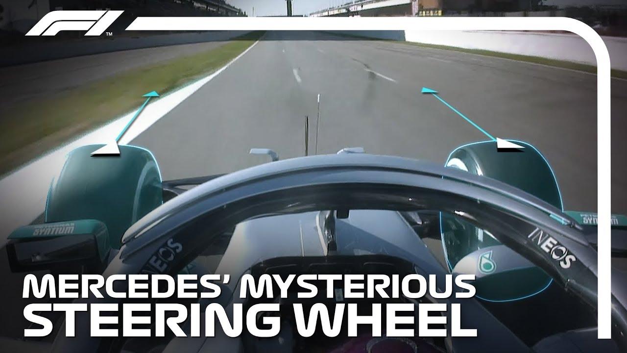 Mercedese uus müstiline roolifunktsioon