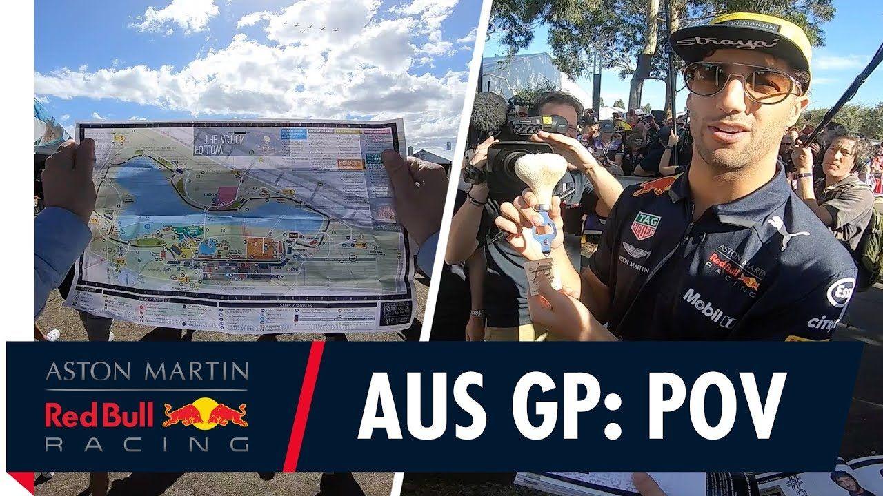 Austraalia GP 2018 - järelvaade, Red Bull