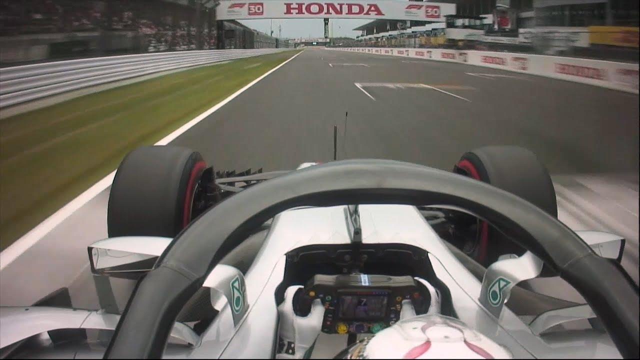Jaapani GP 2018 - kvalifikatsioon, Hamiltoni võiduring, F1