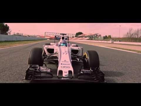 Hooaeg 2016 - Williams, teaser