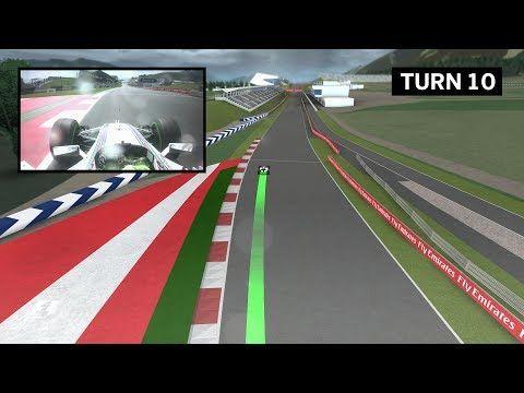 Austria GP 2017 - eelvaade, Formula1, virtuaaltuur