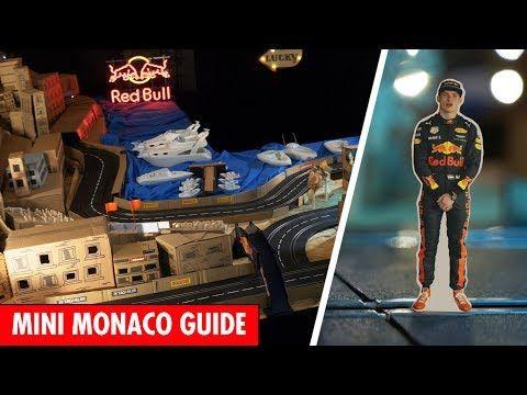 Monaco GP 2017 - eelvaade, Red Bull, Max Verstappen ja Daniel Ricciardo