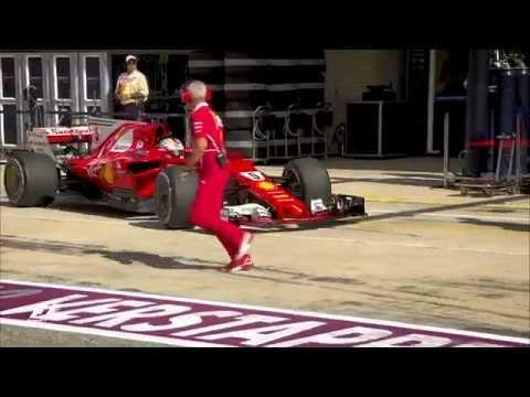 USA GP 2017 - kolmas vabatreening, ülevaade, Formula1