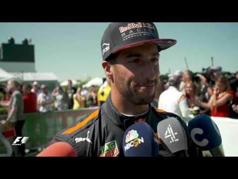 Ungari GP 2017 - kvalifikatsioon, sõitjate kommentaarid