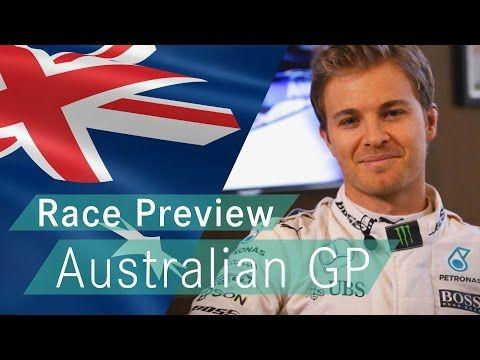 Austraalia GP 2016 - eelvaade, Mercedes, Nico Rosberg