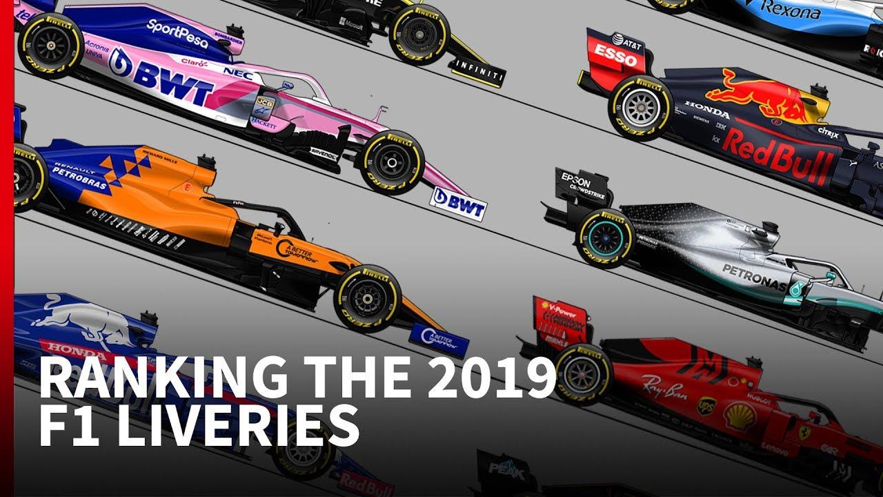 Hooaeg 2019 - autode värvilahenduste pingerida