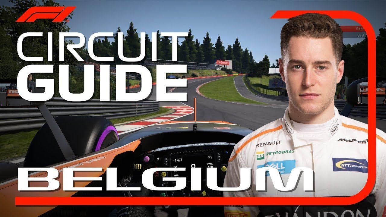 Belgia GP 2018 - eelvaade, virtuaalring, Vandoorne, FIA