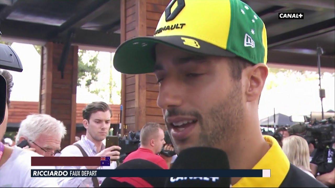 Austraalia GP 2019 - Ricciardo kommentaarid pärast katkestamist