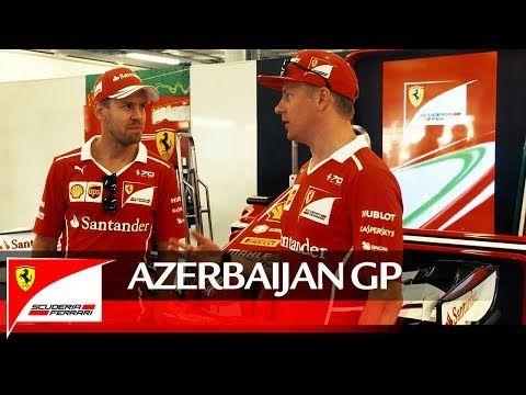 Aserbaidžaani GP 2017 - ülevaade, Ferrari