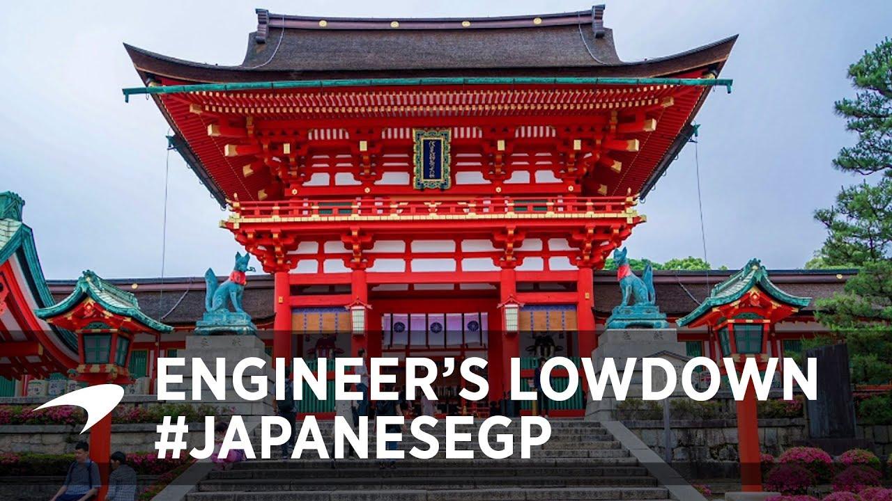 Jaapani GP 2018 - eelvaade, Tom Stallard, McLaren