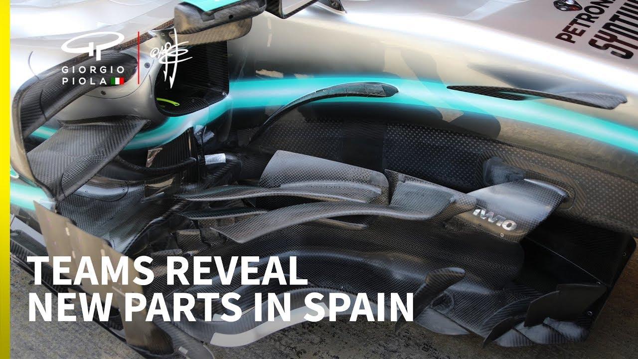 Hispaania GP 2019 - eelvaade, meeskondade uuendused, Autosport