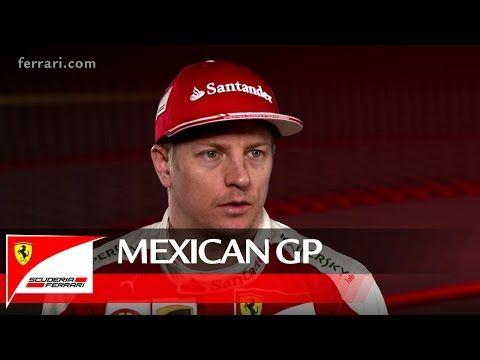 Mehhiko GP 2016 - eelvaade, Ferrari, Kimi Räikkönen