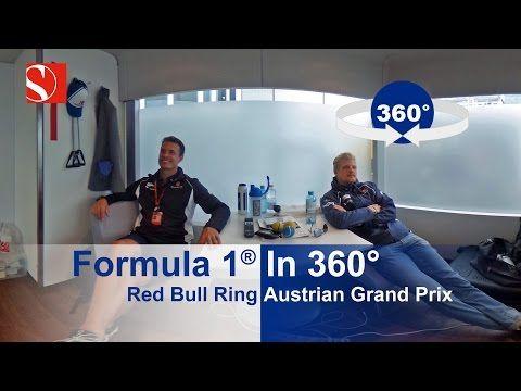 Austria GP 2016 - Sauber F1 360° vaade