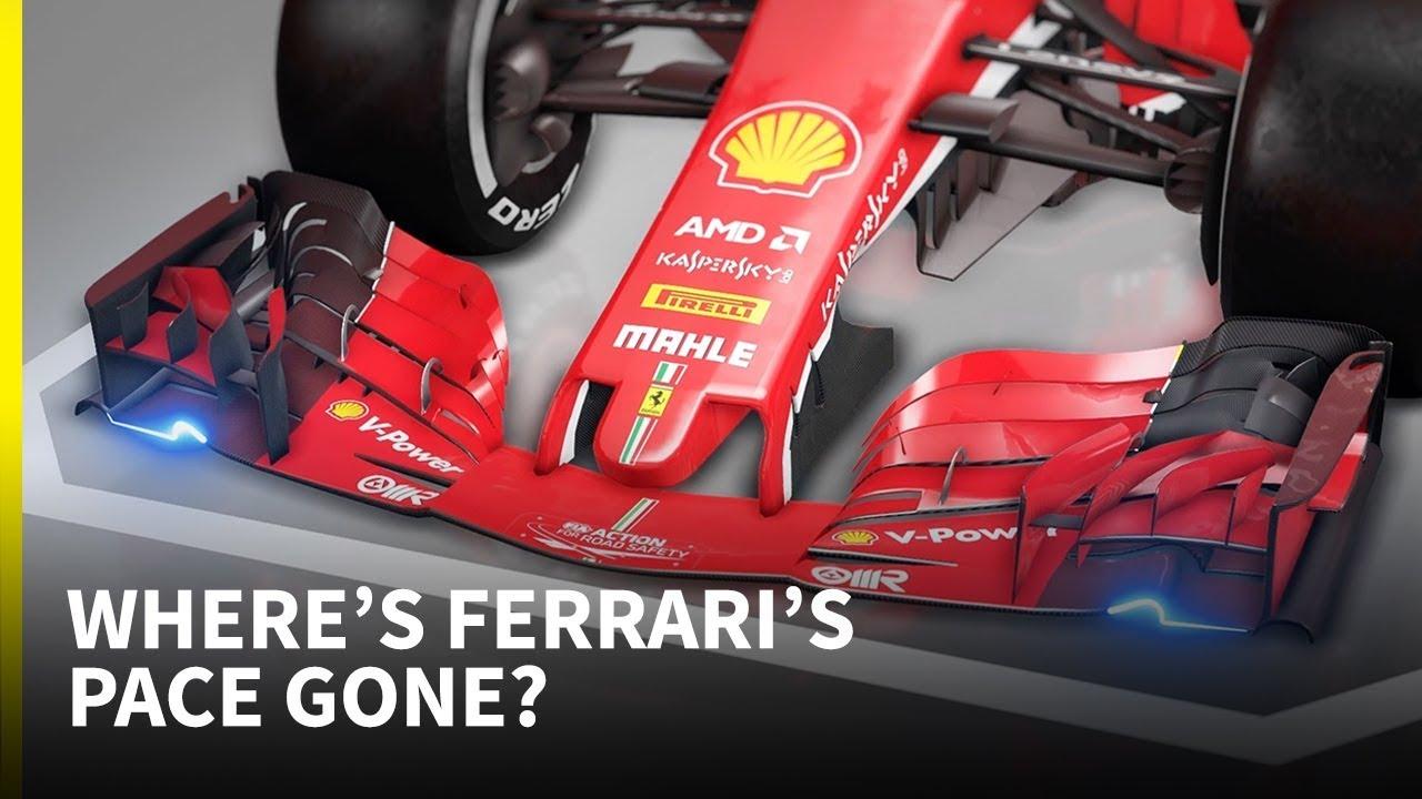 Jaapani GP 2018 - kuhu on kadunud Ferrari sõidukiirus, Autosport