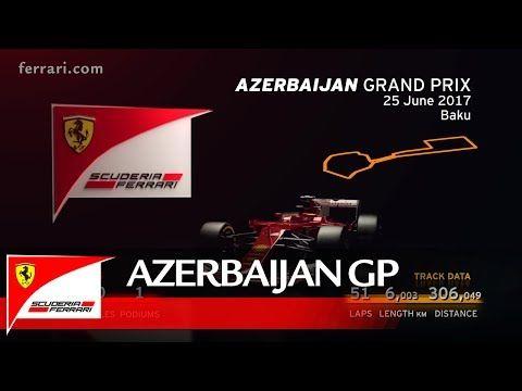 Aserbaidžaani GP 2017 - eelvaade, Ferrari