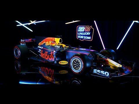 Esmaesitlus 2017 - Red Bull RB13