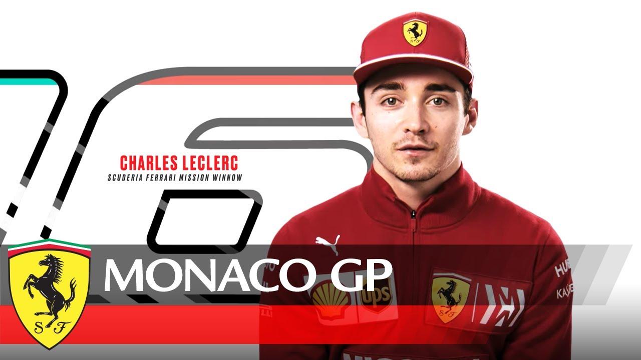 Monaco GP 2019 - eelvaade, Ferrari ja Leclerc