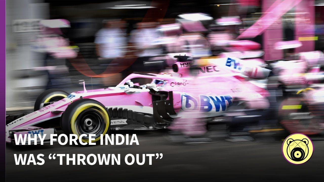 Hooaeg 2018 - Miks Force India järjepidevus katkes