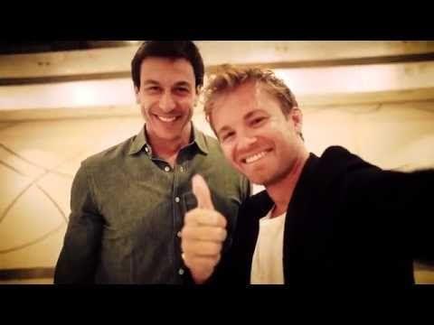 Vormel-1 2016 - Nico Rosberg pikendas lepingut Mercedesega