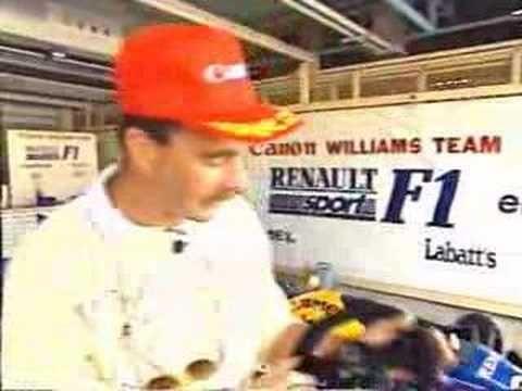 Williams Renault FW14B (1992)