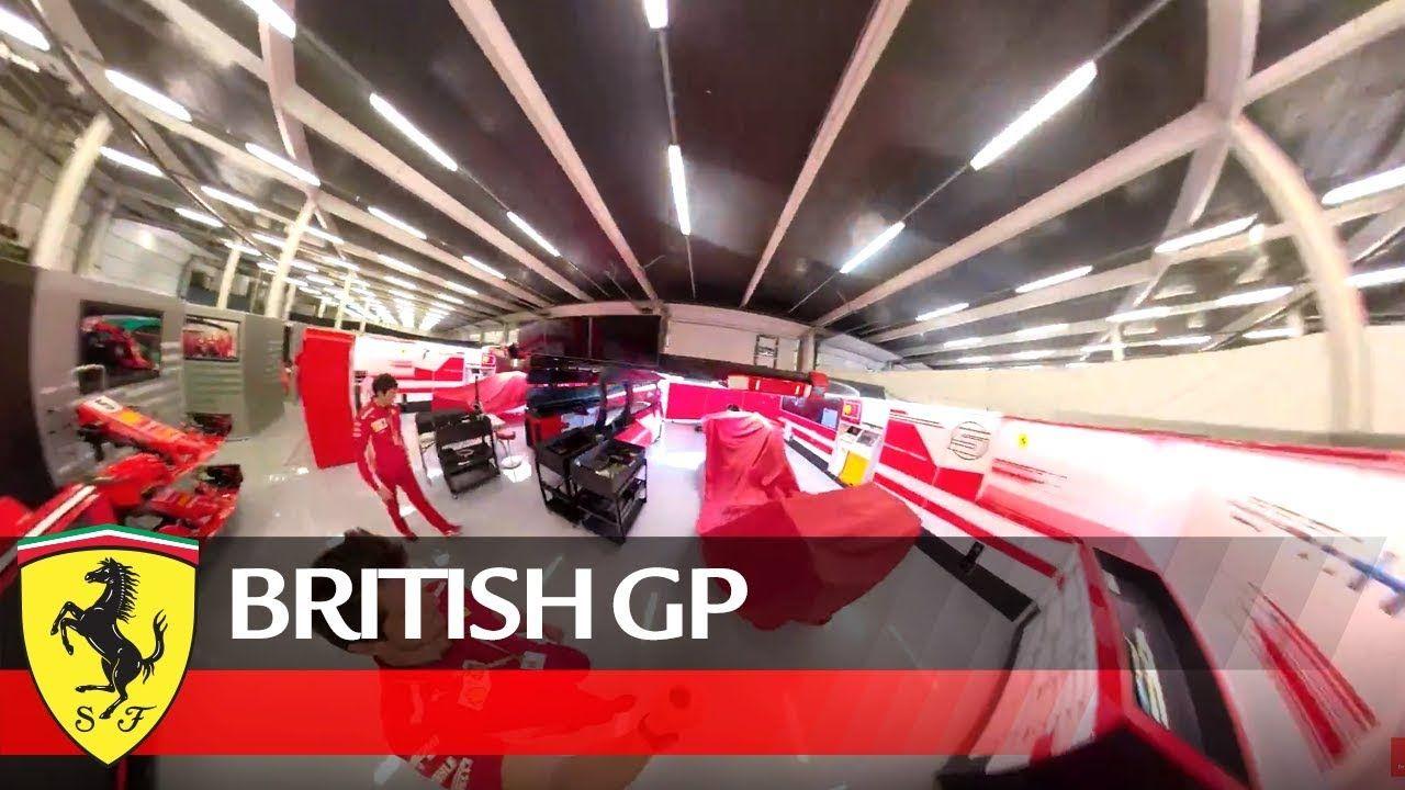 Suurbritannia GP 2018 - telgitagused, Ferrari