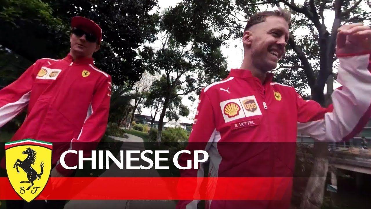 Hiina GP 2018 - telgitagused, Ferrari