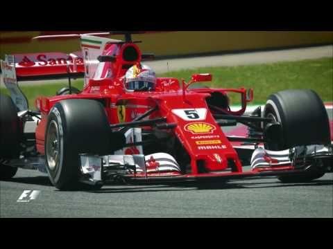 Hispaania GP 2017 - 2. vabatreening, kokkuvõte