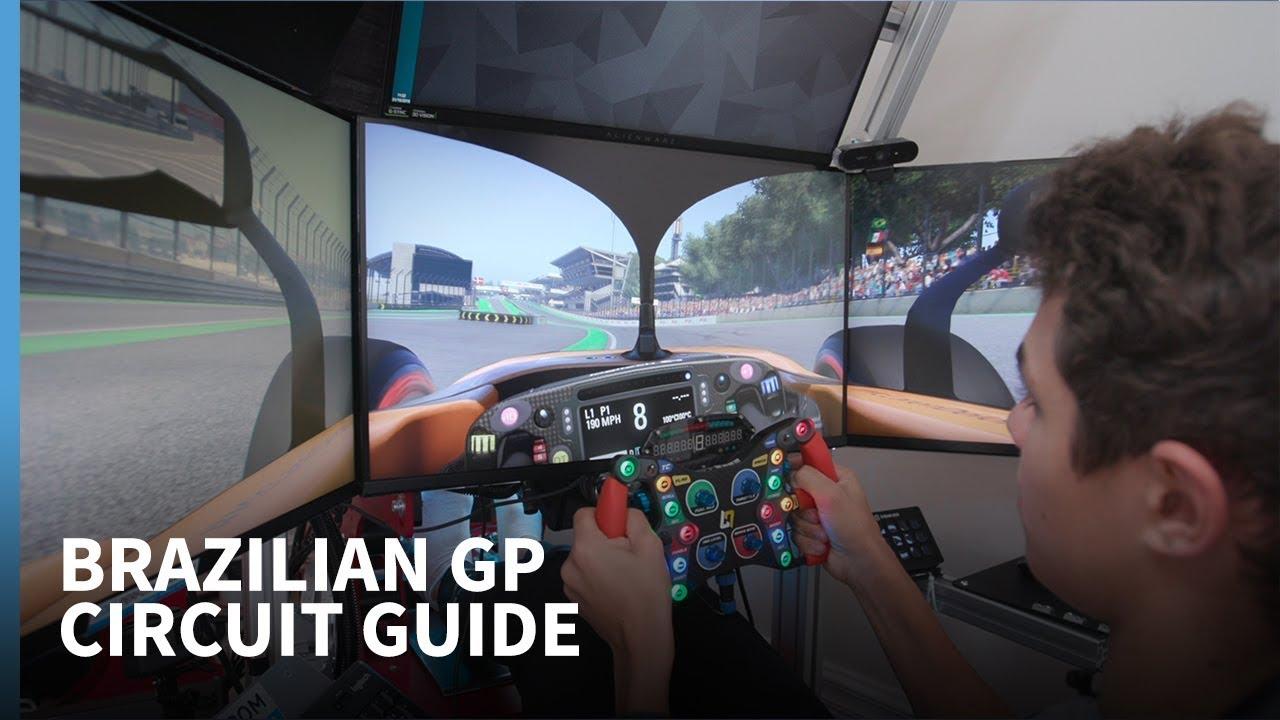 Brasiilia GP 2018 - eelvaade, virtuaalring, Autosport