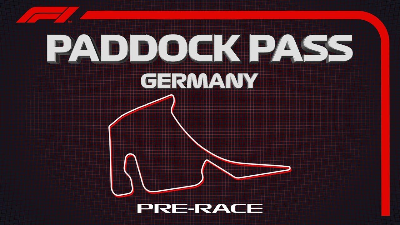 Saksamaa GP 2019 - eelvaade, boksijutud, Formula1