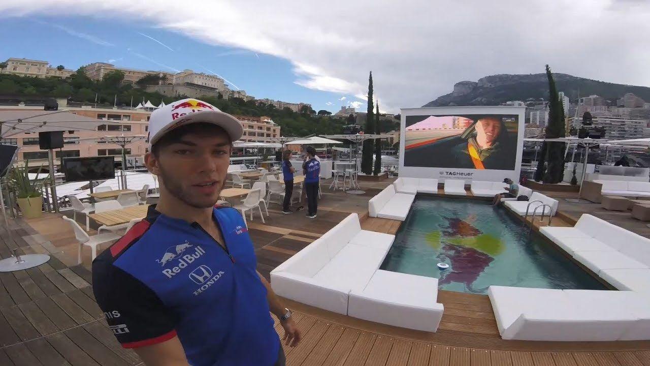 Monaco GP 2018 - telgitagused, Toro Rosso