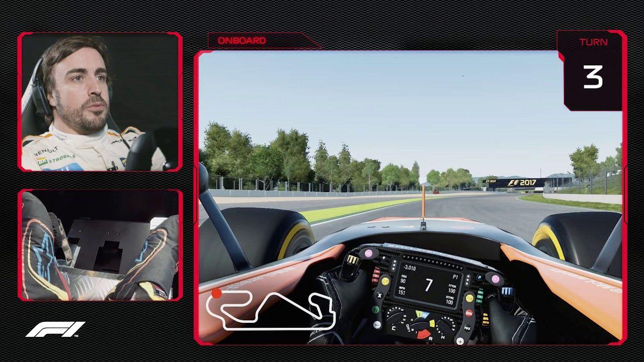Hispaania GP 2018 - eelvaade, virtuaalring, F1