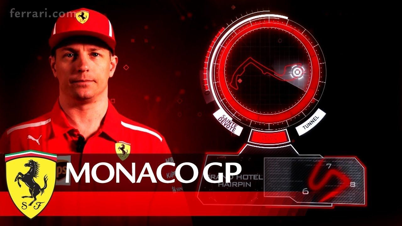 Monaco GP 2018 - eelvaade, Ferrari