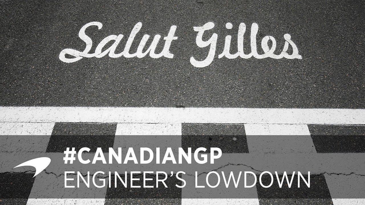 Kanada GP 2018 - eelvaade, McLaren