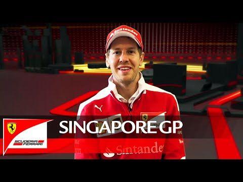 Singapuri GP 2016 - eelvaade, Ferrari, Sebastian Vettel