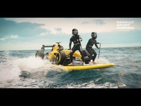 Hooaeg 2016 - Renault RS16 uue kujunduse esitlus