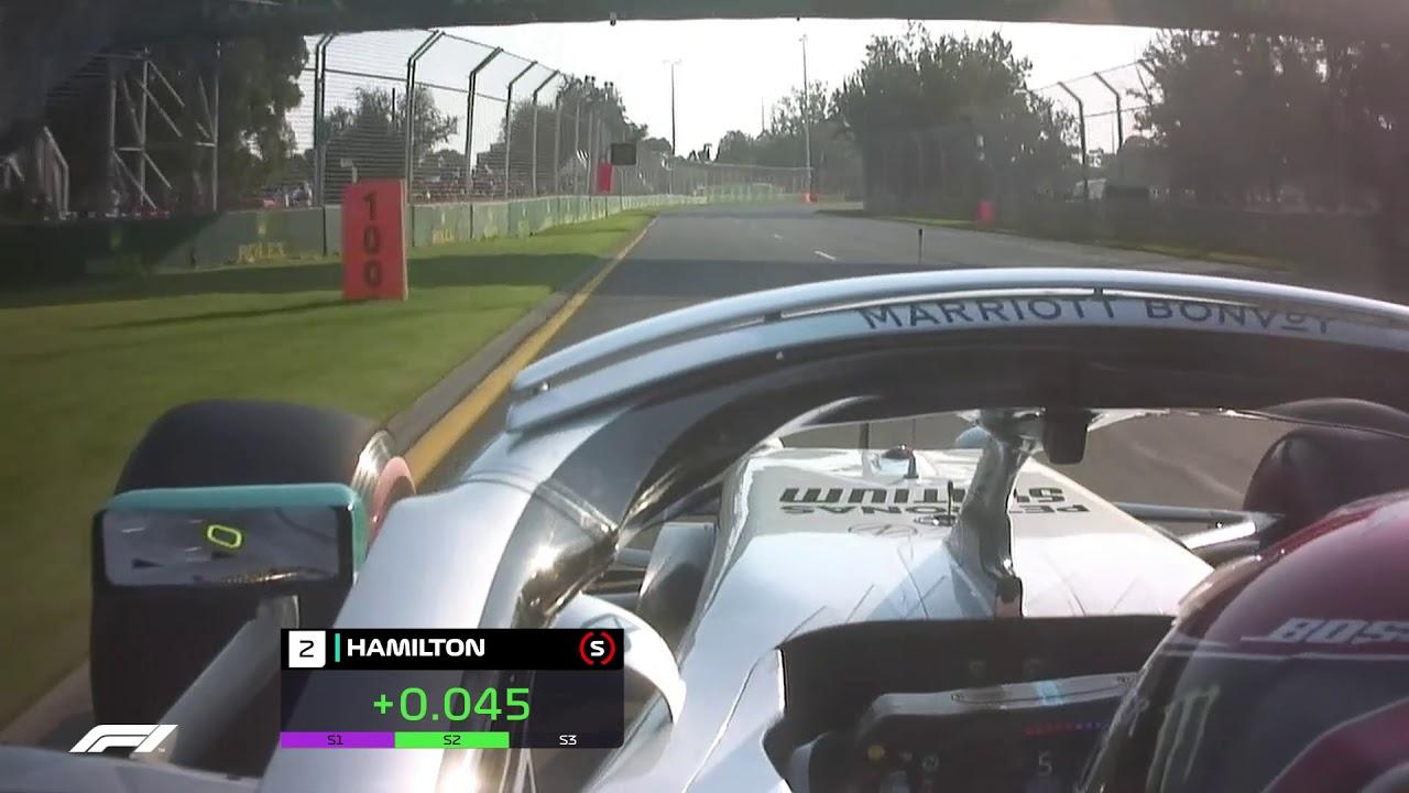 Austraalia GP 2019 - kvalifikatsioon, Hamiltoni rekordring, Formula1