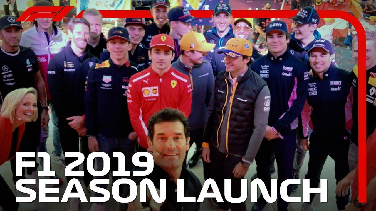 Austraalia GP 2019 - hooaja avaüritus