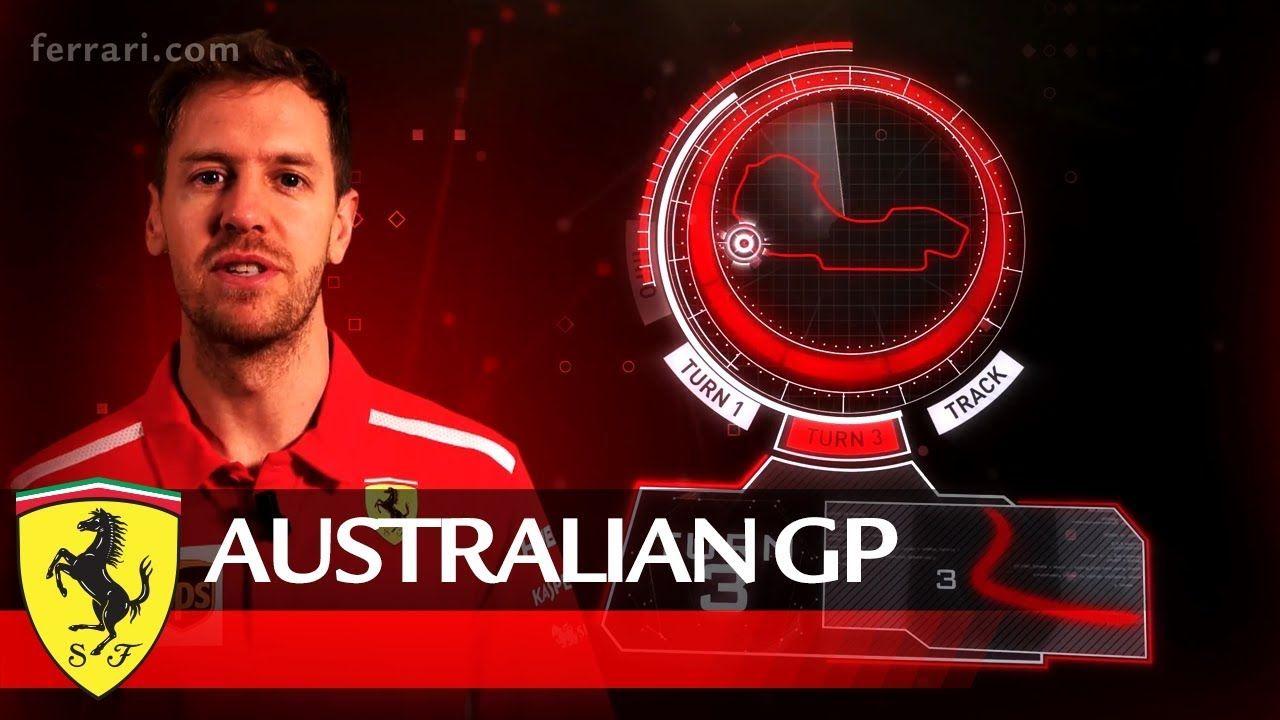 Austraalia GP 2018 - eelvaade, Ferrari