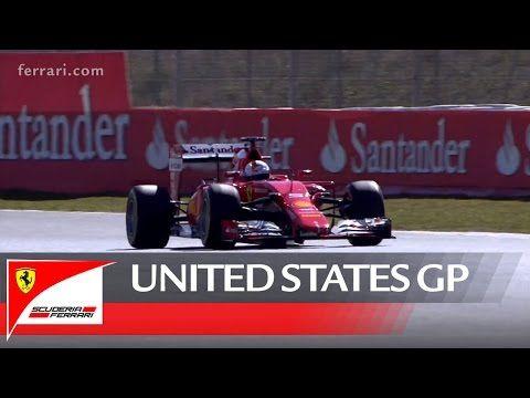 USA GP 2015 - eelvaade, Ferrari