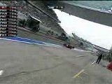 Hiina GP 2010 - Mark Webber vs Lewis Hamilton boksis